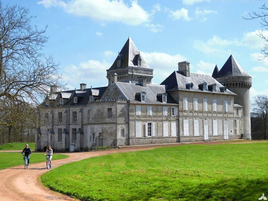 Le Château de Villers Châtel