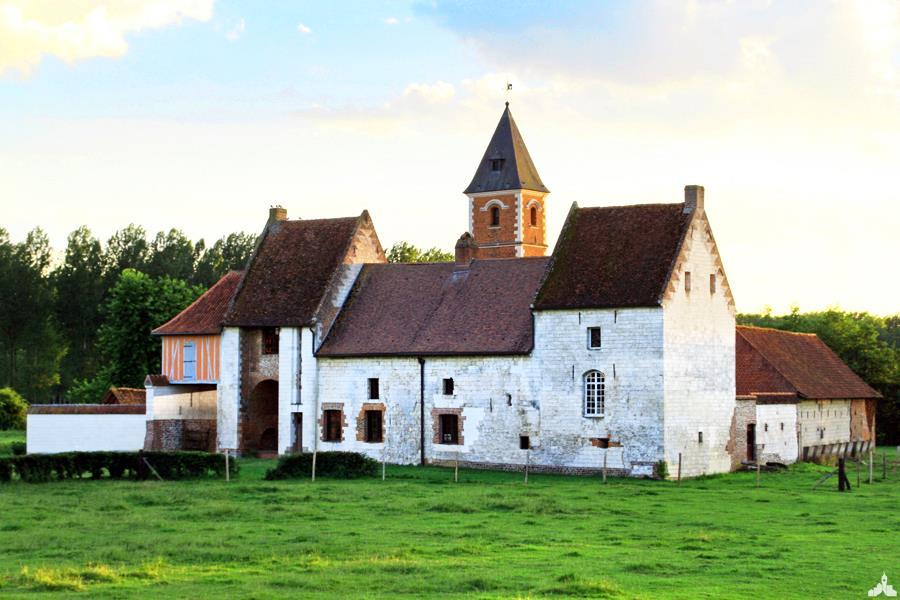 Le Manoir des Templiers - Gennes Ivergny