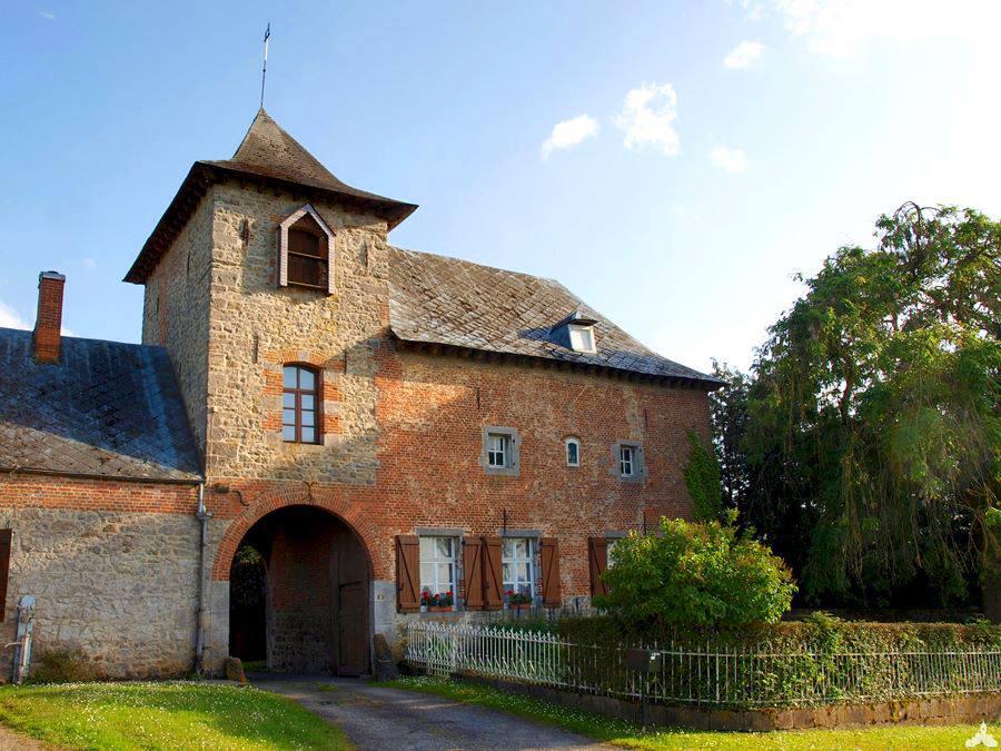 le château Gaillard - Saint Hilaire sur Helpe