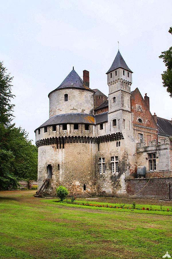 Le château de Liettres