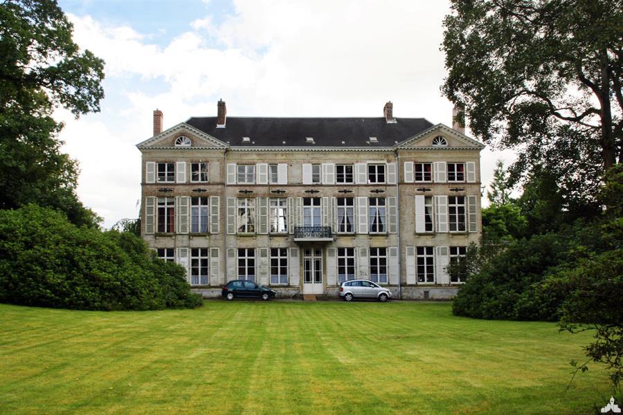 Le Château de l'Hamer Houck de Cassel