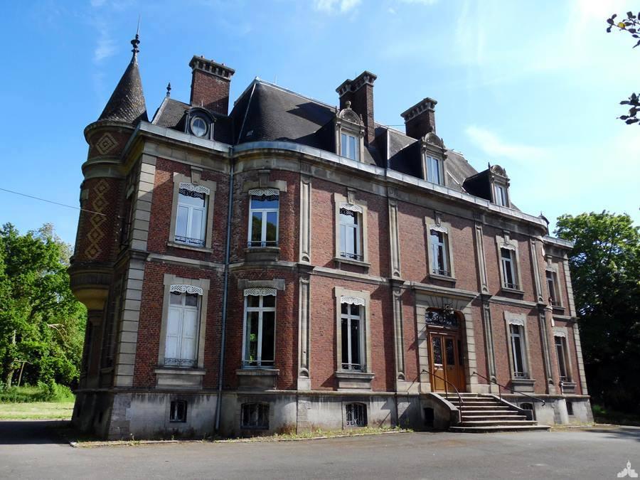 Le château d'Herreng Vaudricourt