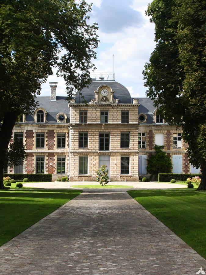 Le château de Rebreuve Ranchicourt