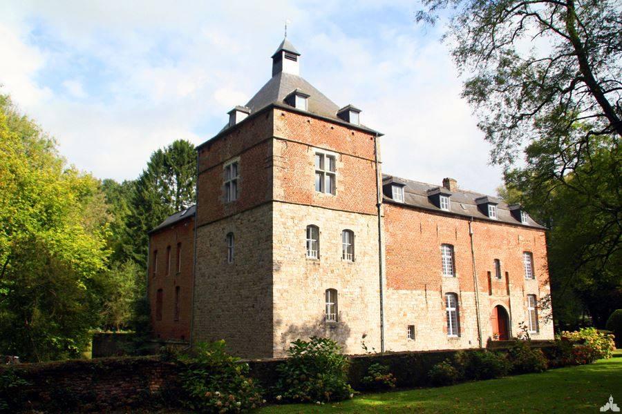 Le château d'Audignies