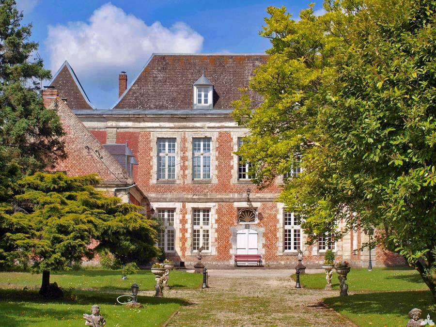 Le château d'Honnechy