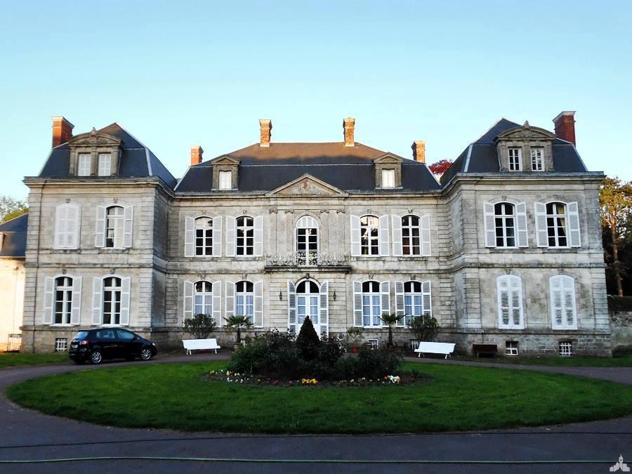 Le château de Chelers