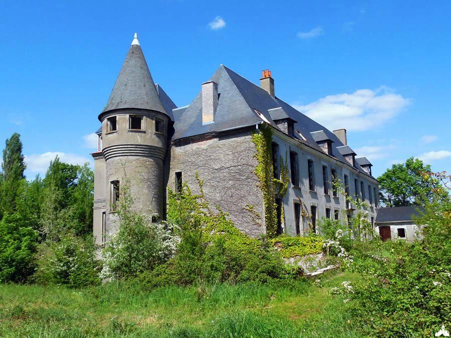 Le château de Gonnehem