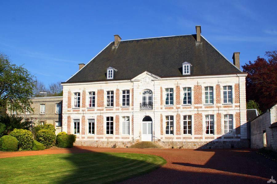 Le château de Bavincourt