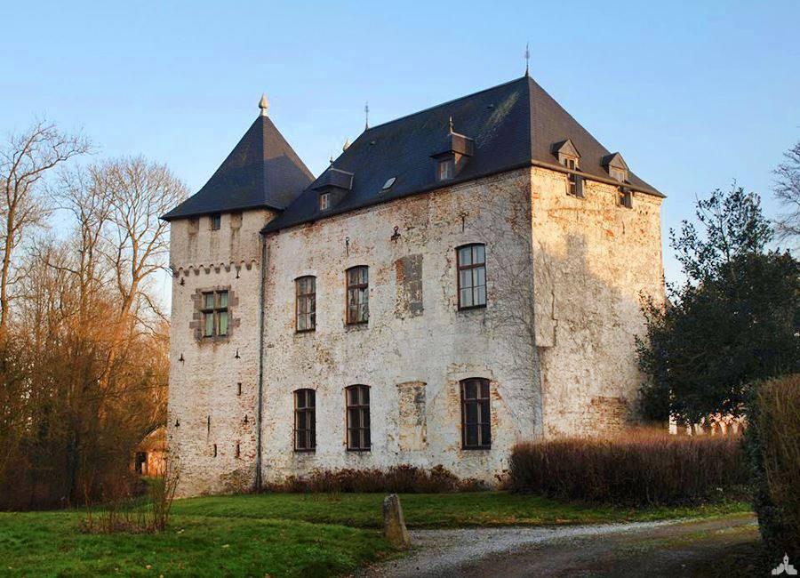 Le château de Beaurieux