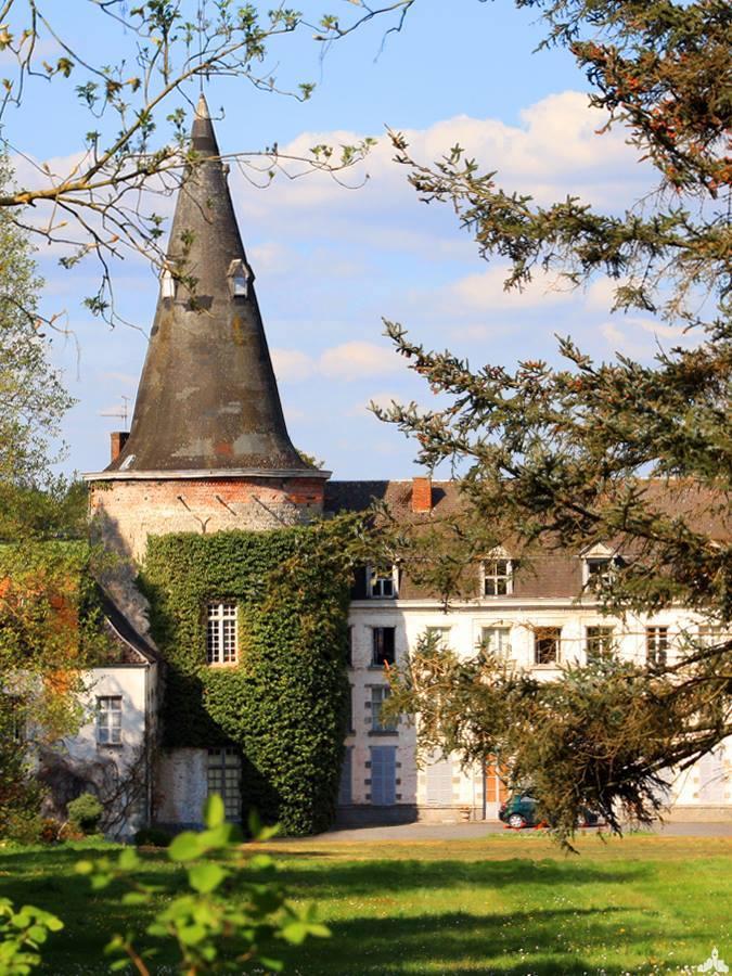 Le château de Bellignies