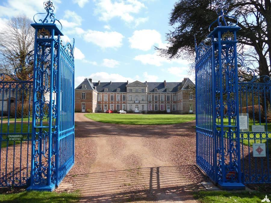 Le château de Grand Rullecourt