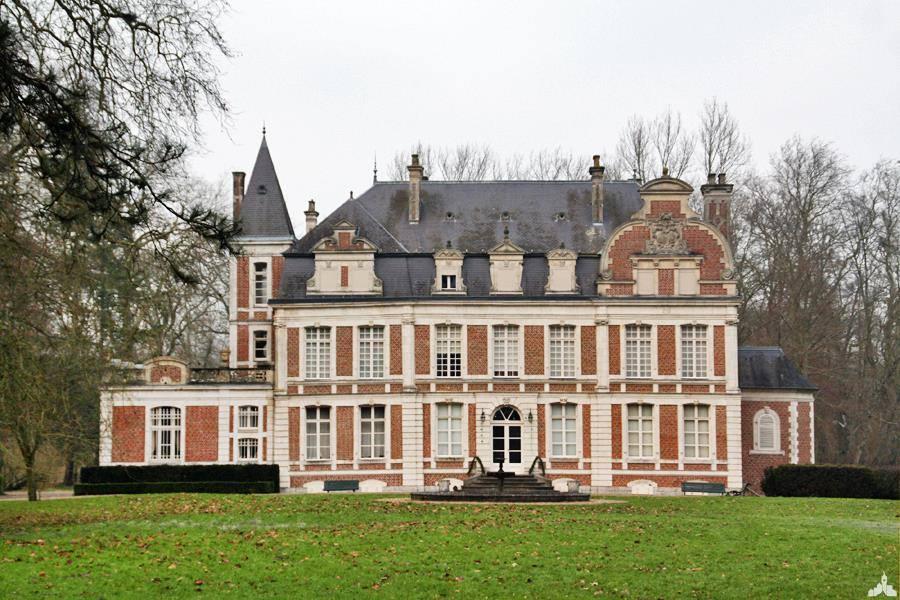 Le château de Laprée