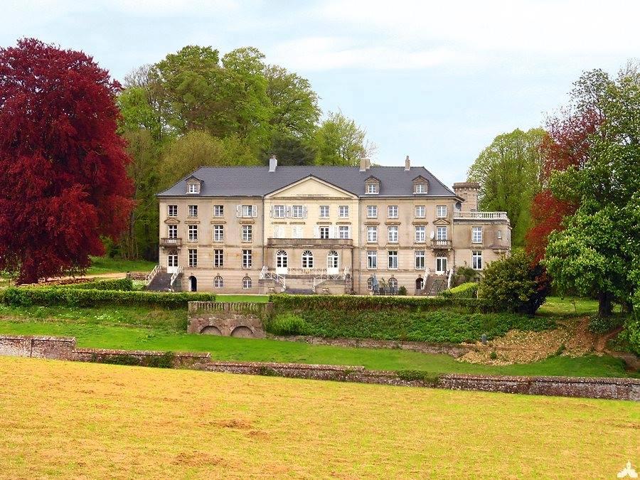 Le château de Verchocq