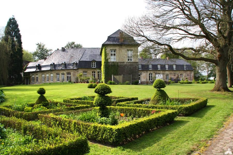 Le château d'en Haut - Jeanlain