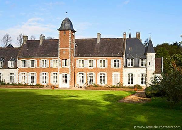 Le château de Neulette