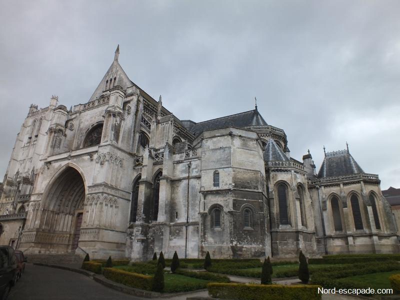 Cathédrale Notre-Dame-des-Miracles de Saint-Omer