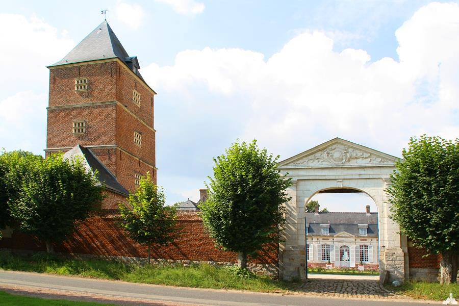 Le château de Grosville