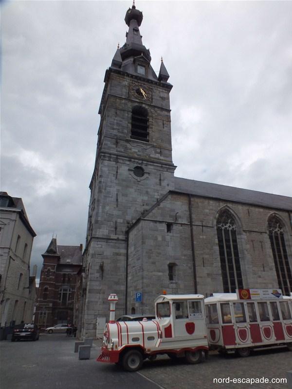 La collégiale Saint-Pierre-et-Paul de Chimay
