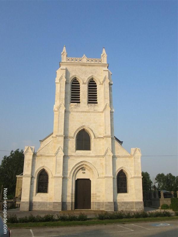 Eglise de Tilques
