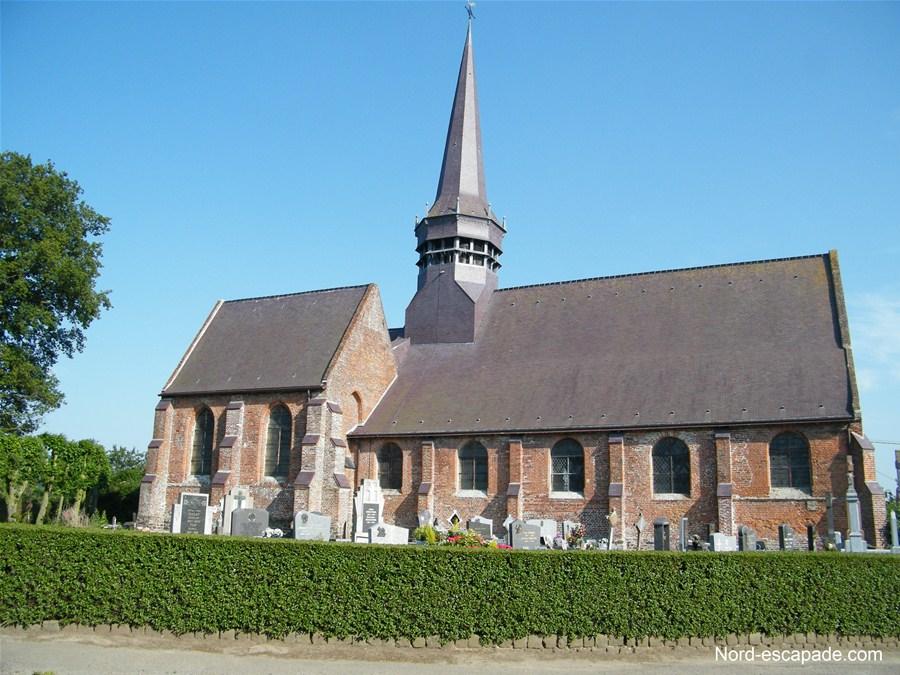 Eglise de Wemaerscappel