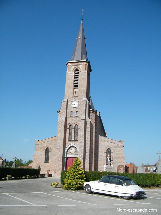 Eglise de Zuytpeene