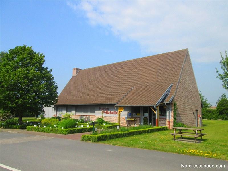 La Maison de la Bataille de Noordpeene