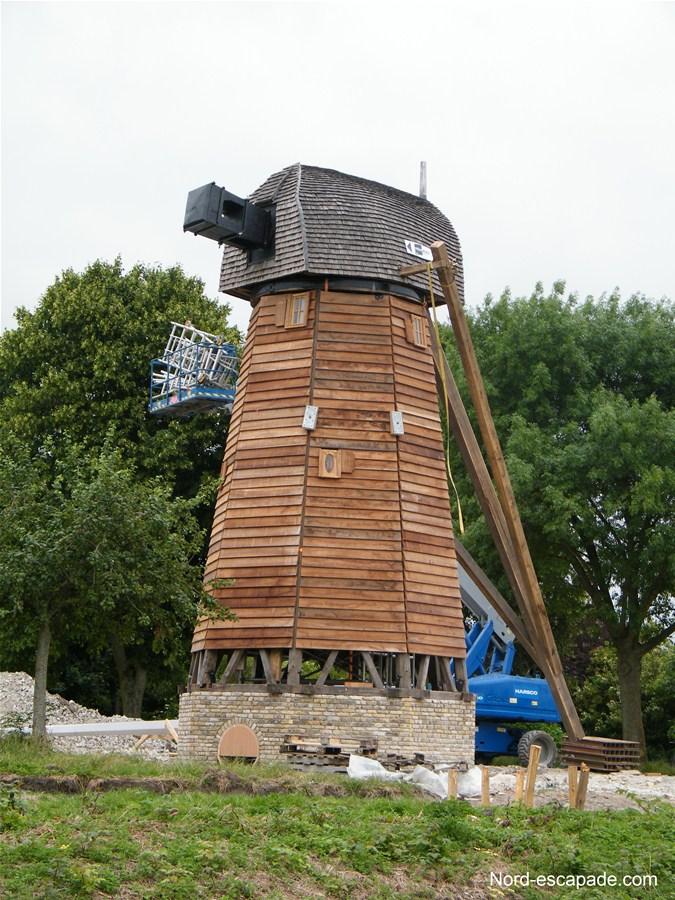 Le moulin de l'Aile