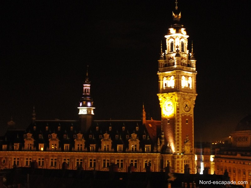 La nouvelle bourse de Lille