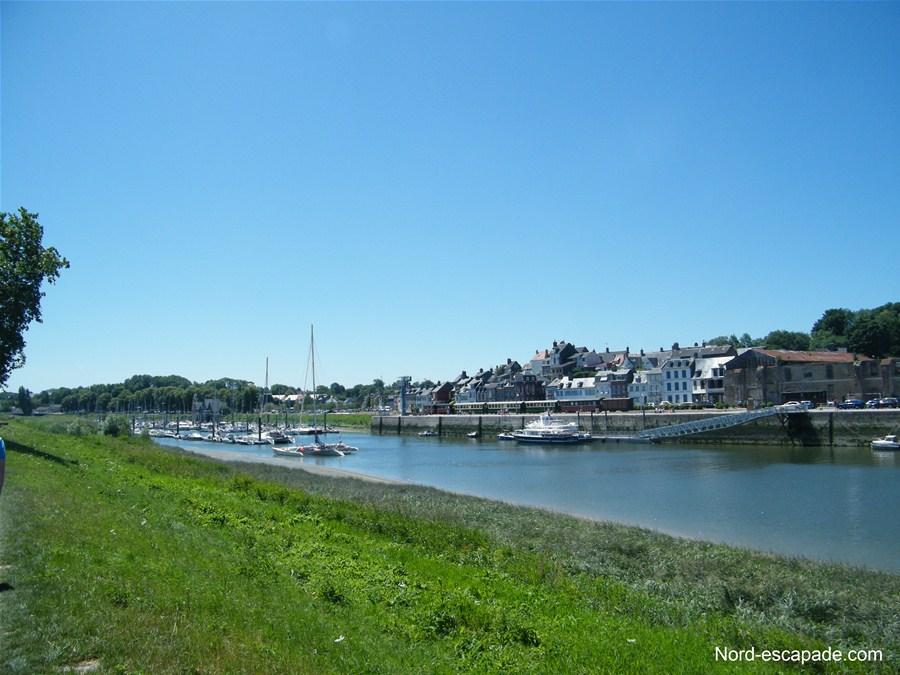 Port de plaisance de Saint-Valery-sur-Somme et du Crotoy