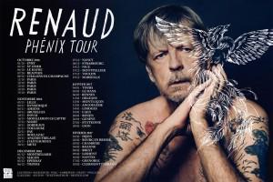 Renaud Phénix tour
