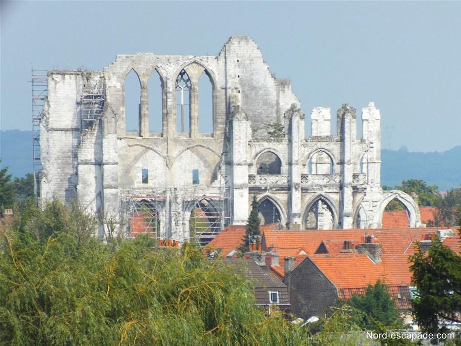 Ruines Saint-Bertin -Saint-Omer - Nord Escapade_GF