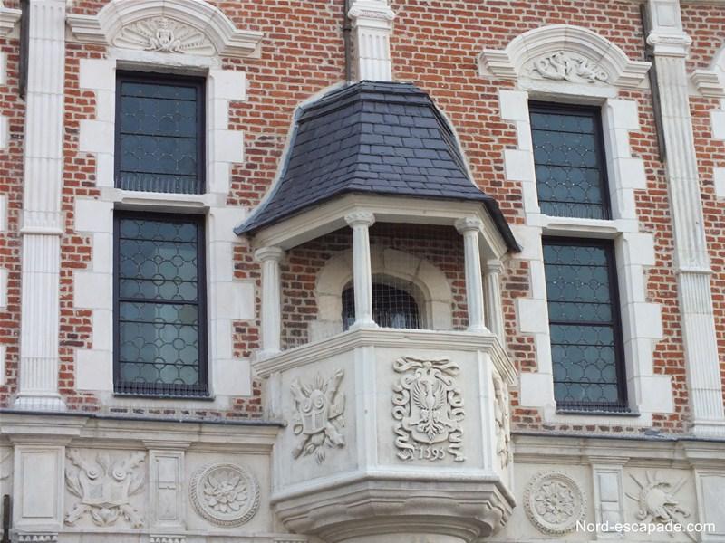 Le bailliage d'Aire-sur-la-Lys - Architecture