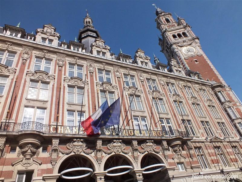Lille tourisme - Patrimoine Lillois - Le second Beffroi