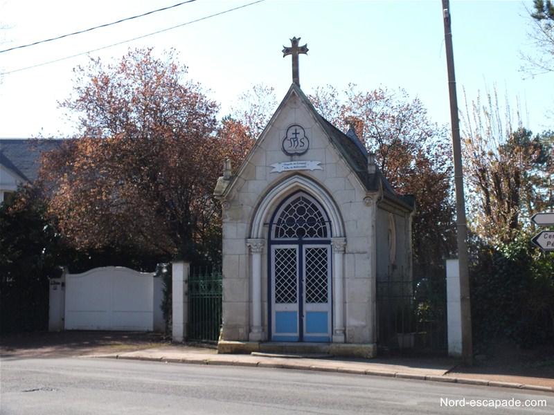 La chapelle du Croquet à Croix
