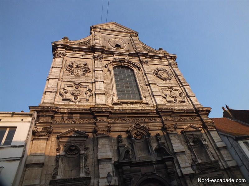 Chapelle jésuites à Aire - Patrimoine à Aire