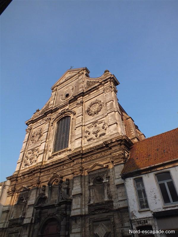 La chapelle des jésuites d'Aire-sur-la-Lys