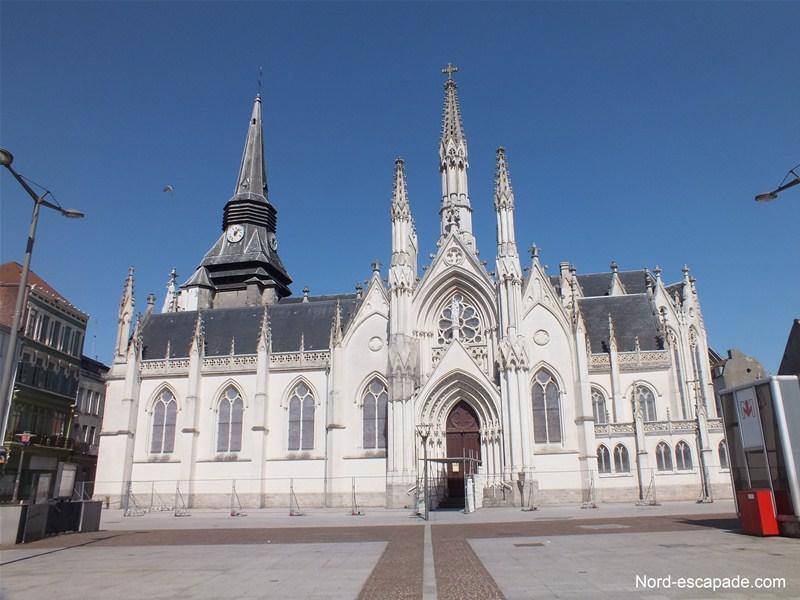 Eglise Saint-Martin de Roubaix