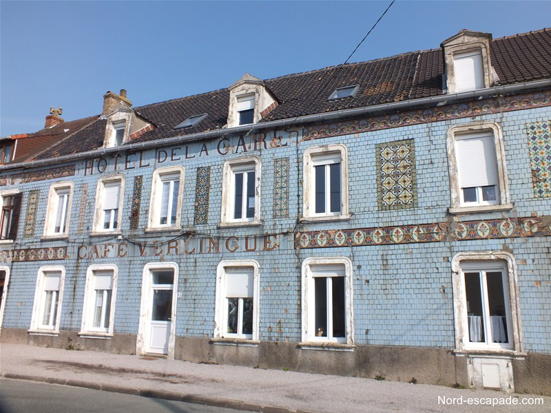 Le café Verlingue - Hesdigneul-les-Boulogne