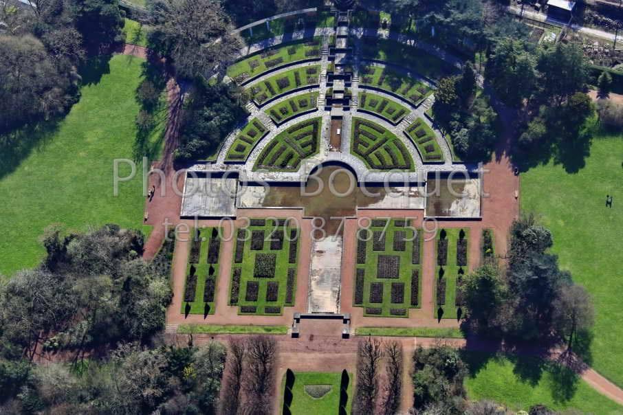 Le jardin des plantes à Lille