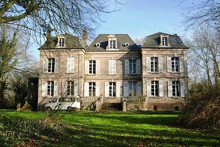 Le château de Saint-Josse