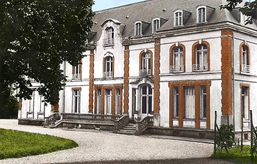 Château Le Grand Fouquehove à Pernes-lès-Boulogne