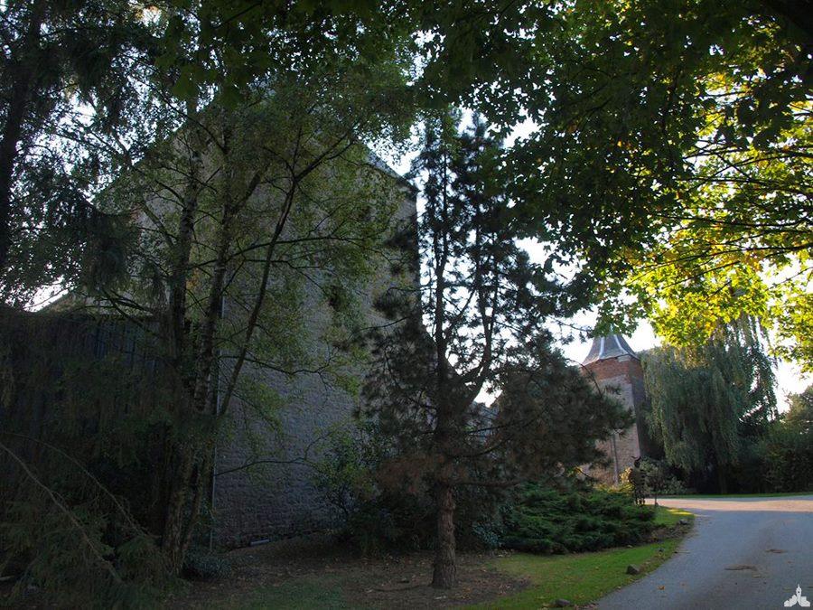 Le château Monceau à Saint-Waast