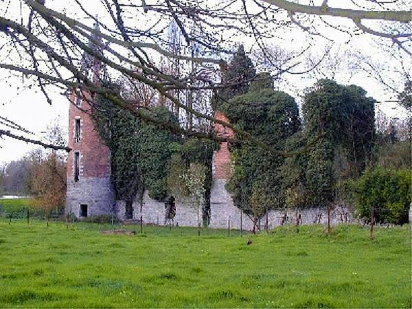 Le château de Goeulzin