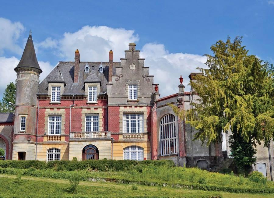 Le château de Marconne