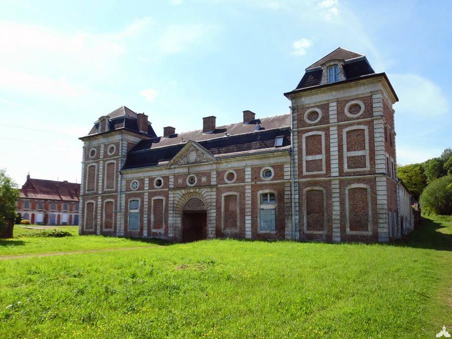 Le château des Dames à Gosnay