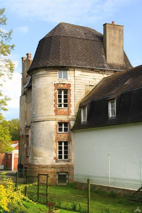 Le château de Boubers-sur-Canche