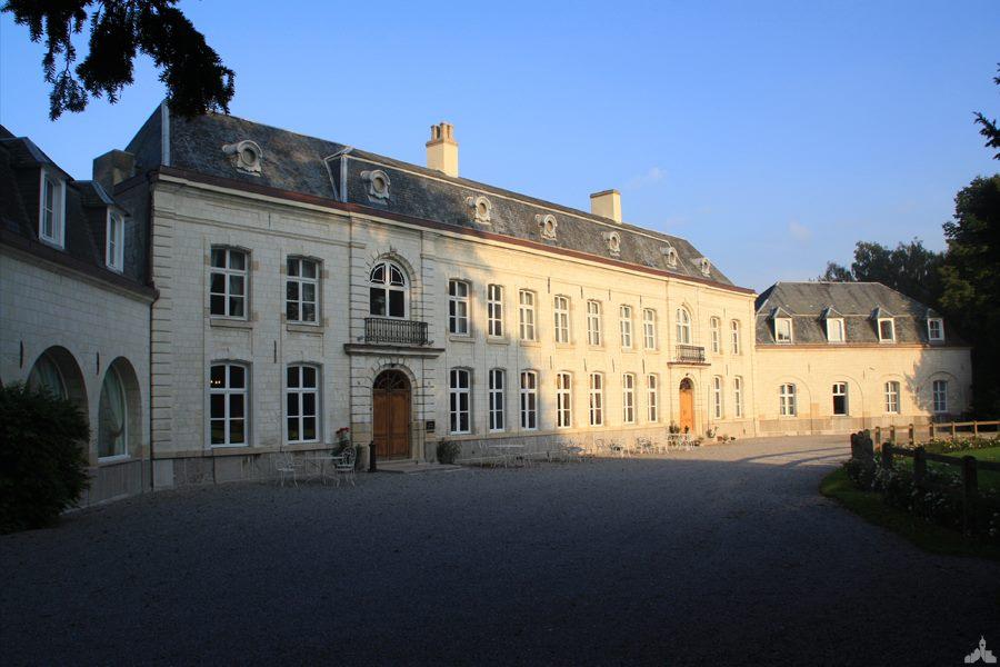 Le château de Cocove à Recques-sur-Hem