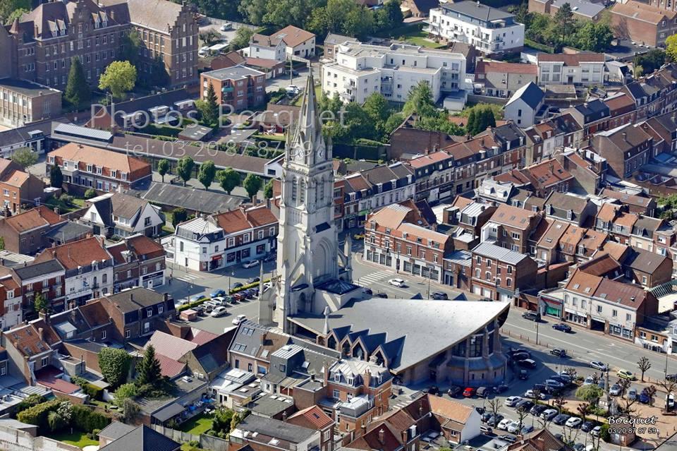 Eglise de La Bassée