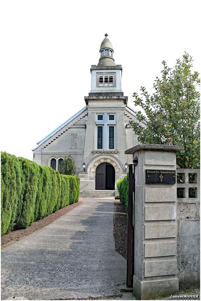 Eglise de la cité Bruno de Dourges