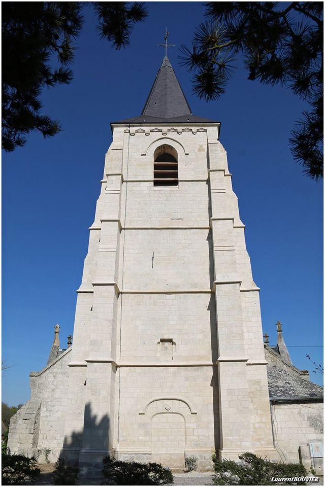 L'église de Bouvigny Boyeffles